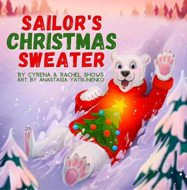 Sailor's Christmas Sweater