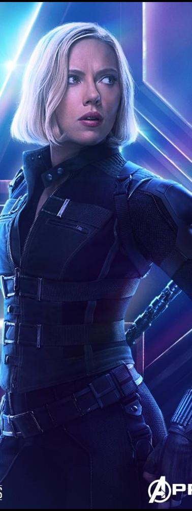 Avenger_InfinityWar_BlackWidow_Poster_01