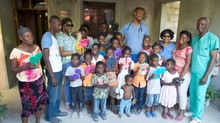 Orphanage in Haiti