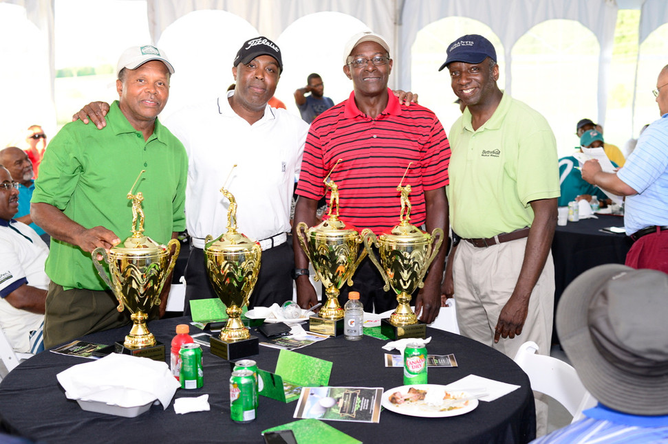A 2015 Winning Foursome