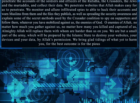 Is the UCC aka Cyber Caliphate Shield Still Around?