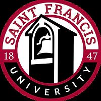SFU Logo Circle - White bkgd circle on t