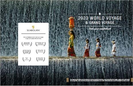 Seabourn 2023 World Cruise