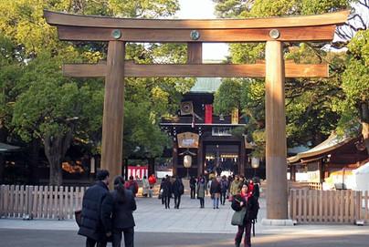 Meiji Jingu and Outer Garden