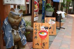 Komachi Street Restaurants