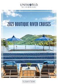 Uniworld 2021 Boutique River Cruises