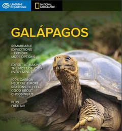 Lindblad Galapagos 2021-2022