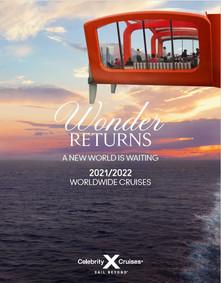 Celebrity 2021 & 2022 Cruises