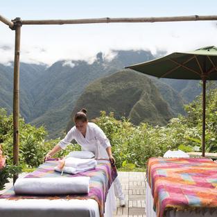 Spend the night at Machu Picchu