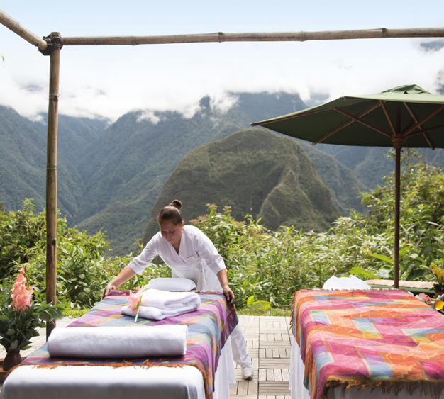Spend the night at Machu Picchu