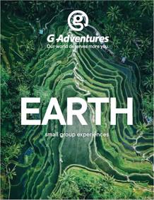 G Adventures Earth 2021