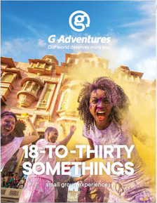 G Adventures 18-To-Thirty Somethings 21