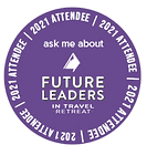 Future Leaders in Travel Attendeee Logo_