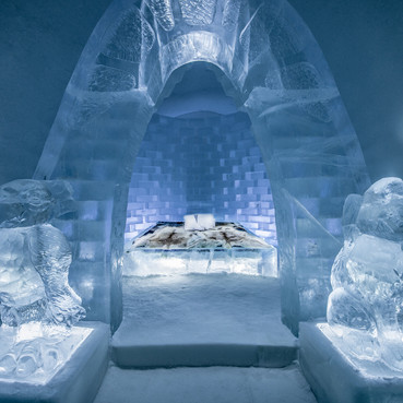IceHotel Art Suite