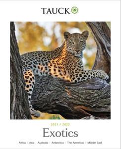Tauck 2021 & 22 Exotics
