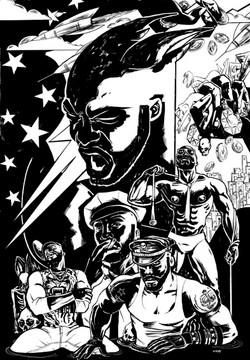 ROY INC/DC/MARVEL