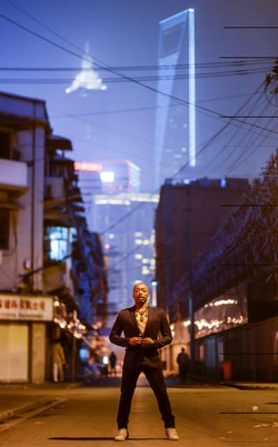 Press Shoot in SHANGHAI