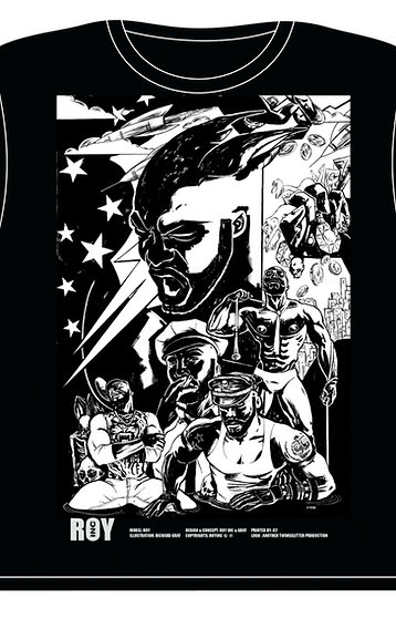 ROY INC T-shirt