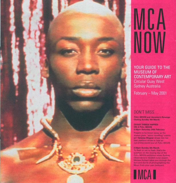 MCA Booklet, SYDNEY Australia