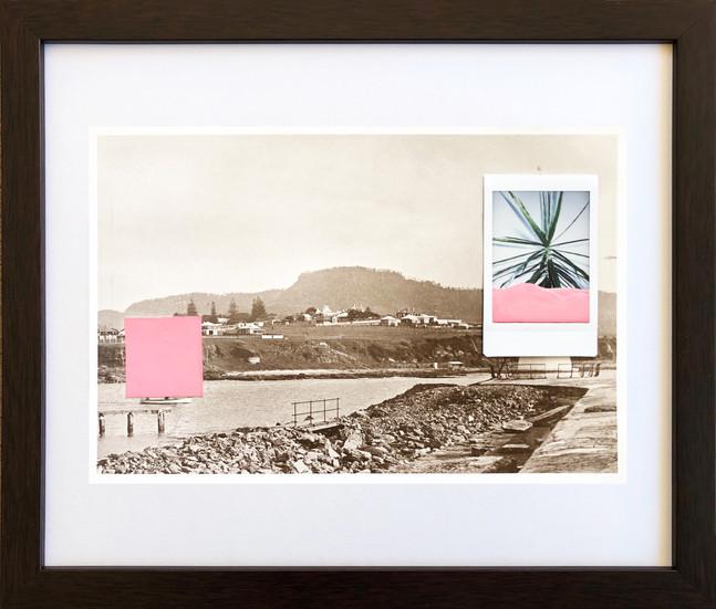 Pink Inner Landscape in Lockdown