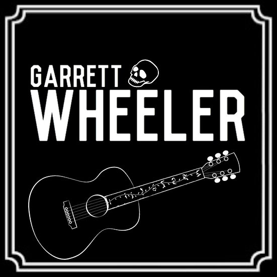 Garrett Wheeler Sticker