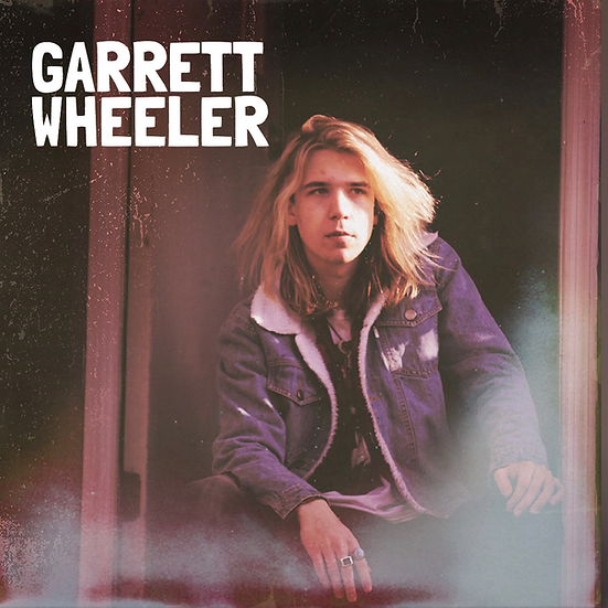 """Garrett Wheeler"" CD"