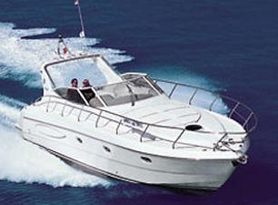 40 ft motor yacht Sun Sicily yacht charter