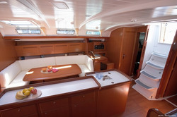 Cyclades 50.5 5 cabins sail boat