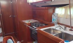 Oceanis 423 Senza Confini Cucina
