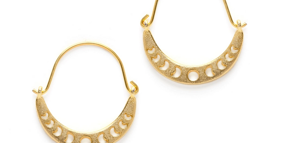Moon Phases Hoops