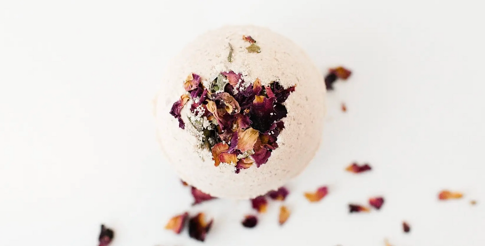 Ground Your Being - Root Chakra Bath Bomb