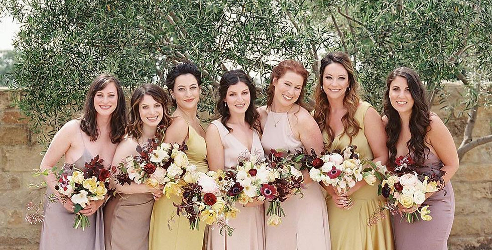 The Bridesmaid Bouquet