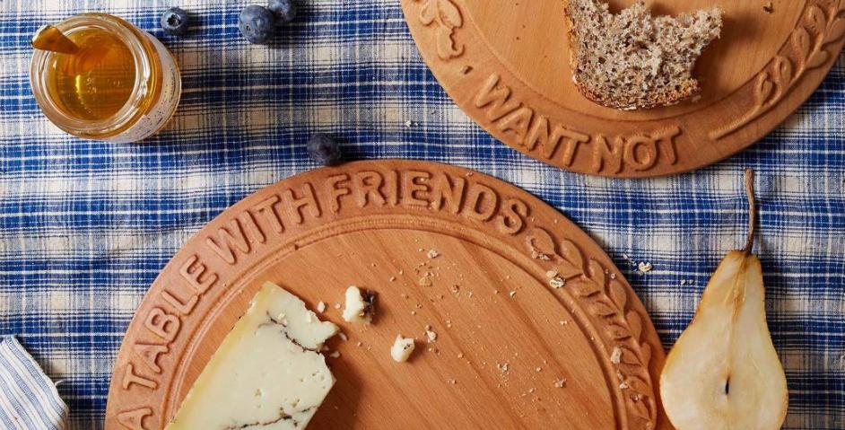 Friends/Table Bread Board
