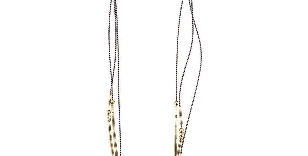 Abacus Row Pictor Necklace