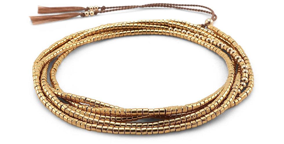 Abacus Row Gobi Wrap Bracelet