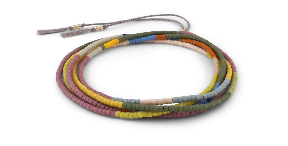 Abacus Row Habitual Wrap Bracelet