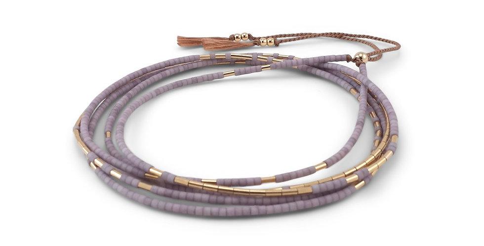 Abacus Row Neso Wrap Bracelet
