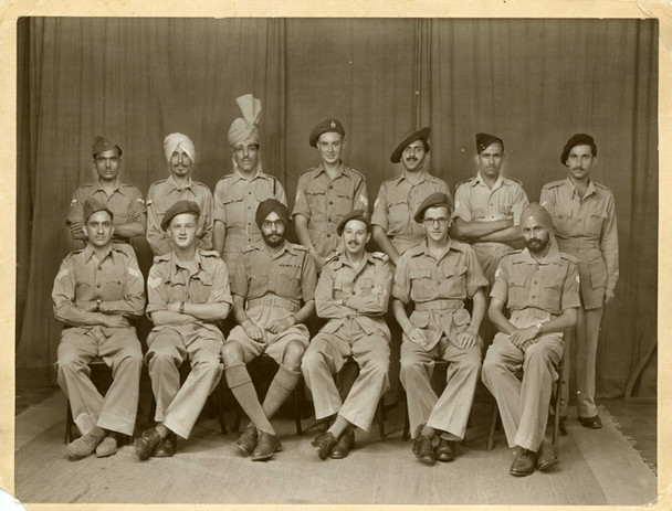 617 Indian Field Security Service
