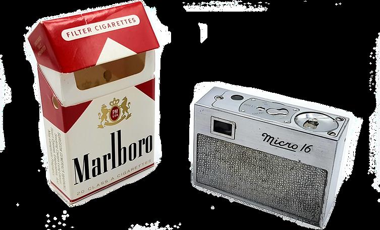ASFIC 7372.1-Marlboro cigarette packet s