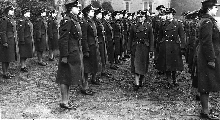 Y Service Chicksands Second World War