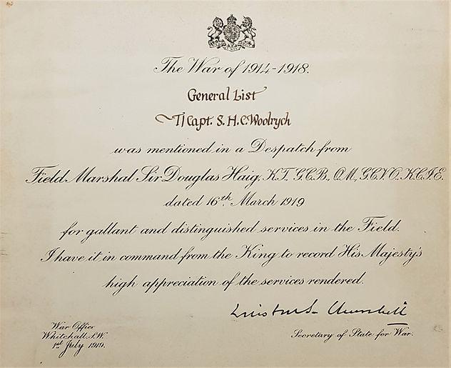 ASFIC 2121-Memorandum to Headquarters 24