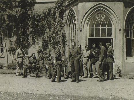 USAF at Chicksands 1953.JPG