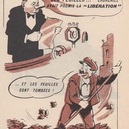 Nazi Propaganda Leaflet