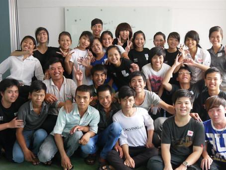 KOTO Saigon Welcomes Class 6
