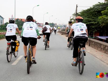 120 Riders enjoyed KOTO Dream Ride 2015