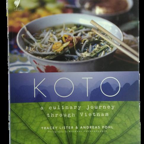 KOTO Cook Book