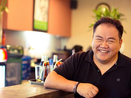 Jimmy Pham Receives Award in Korea