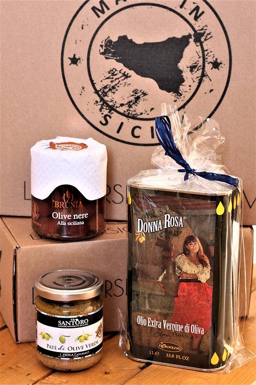 Panier Olive