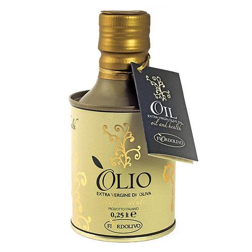 Huile d'Olive Extra Vierge Nocellara Etnea - Flacon de 25 cl