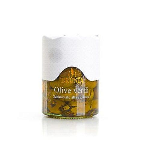 Olives Vertes à la Sicilienne - 290g